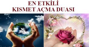 en-etkili-kısmet-acma-duasi
